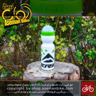 قمقمه دوچرخه مریدا سبز 750 سی سی Merida Bicycle Bottle