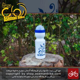 قمقمه دوچرخه زفال آبی 750 سی سی Zefal Bicycle Bottle 750 CC
