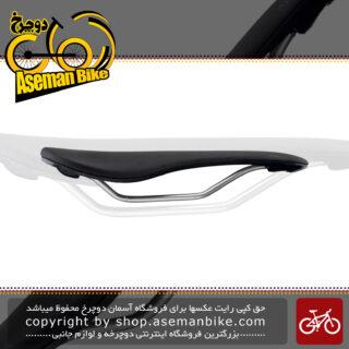 زین دوچرخه فابریک مدل Scoop Elite Flat Black