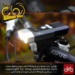 چراغ جلو دوچرخه فنیکس مدل بی سی 30 Fenix Light BC30R Led