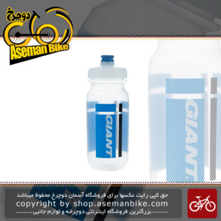 قمقمه دوچرخه جاينت مدل Pour Fast ظرفيت 0.6 ليتر Giant Pour Fast Bike Bottle