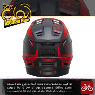 کلاه دوچرخه سواری آی ایکس اس IXS Xact Helmet Black Red