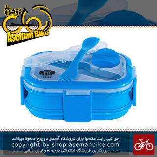 ظروف سیلیکونی کوهنوردی فولدابل Foldable Silicone Lunch Box