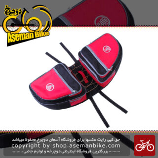 کیف خورجینی دوچرخه مدل Bicycle Bag MG04