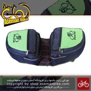 کیف خورجینی دوچرخه مدل Bicycle Bag MG10