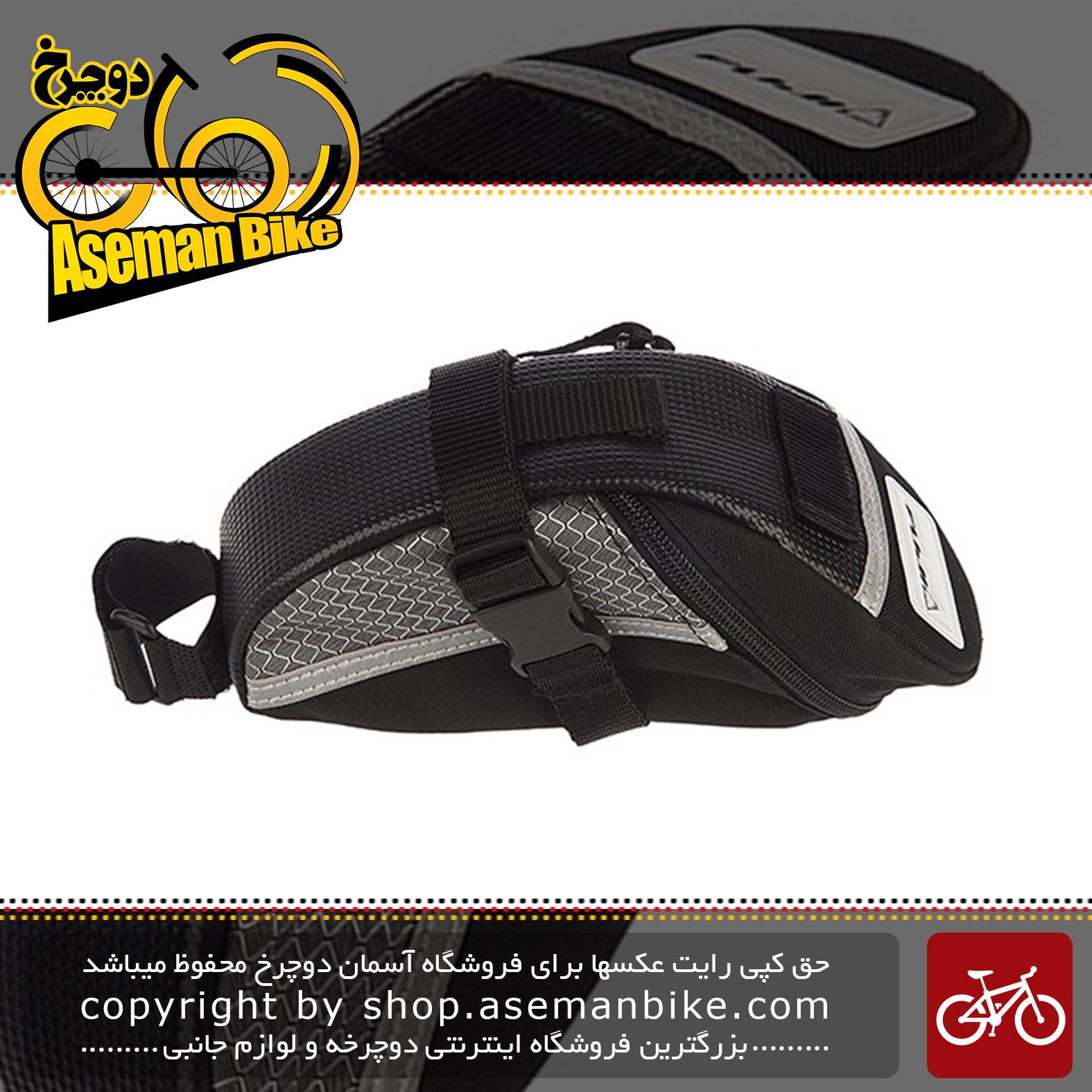 کيف زیر زين دوچرخه آل ترا مدل ساکوچه Sacoche Bicycle Bag