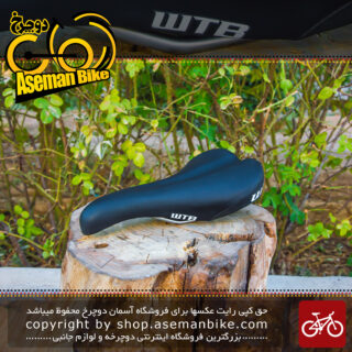 زین دوچرخه دبلیو تی بی پیور کامپ WTB Saddle Pure Comp Black