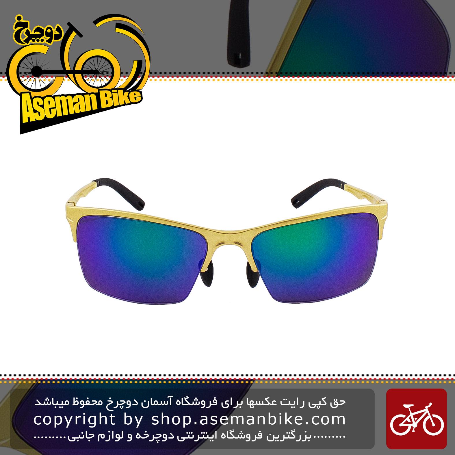 عینک دوچرخه سواری مدل Wilibolo Performance Series Ocean