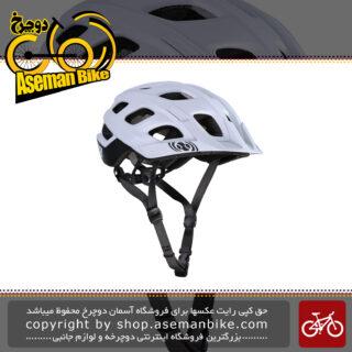 کلاه ایمنی دوچرخه آی ایکس اس مدل IXS Trail Xc White-S