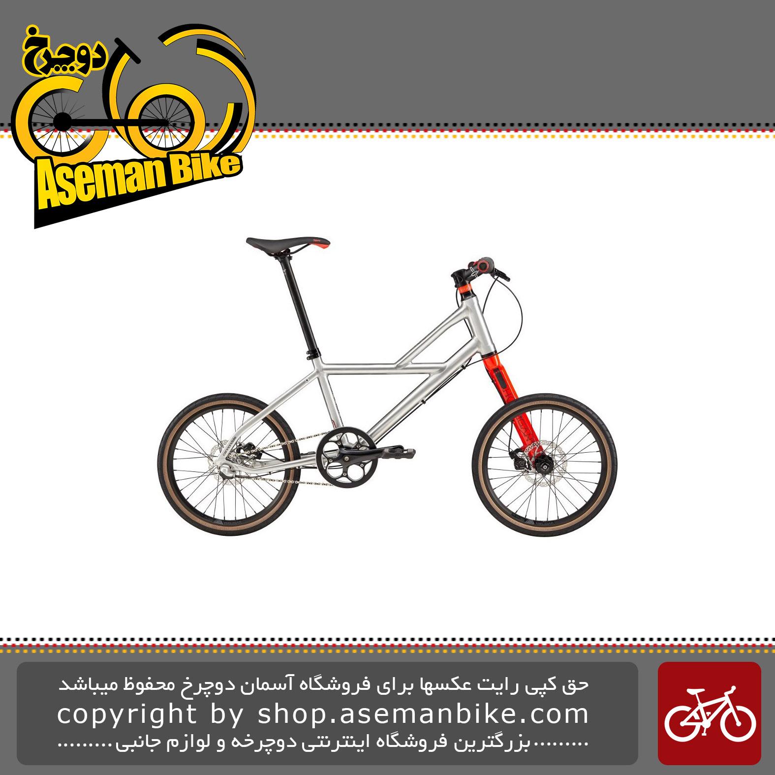 """دوچرخه فیتنس کنندل هولیگان 1 20 اینچ 2018 Cannondale HOOLIGAN 1 20"""" Urbanbike - 2018"""