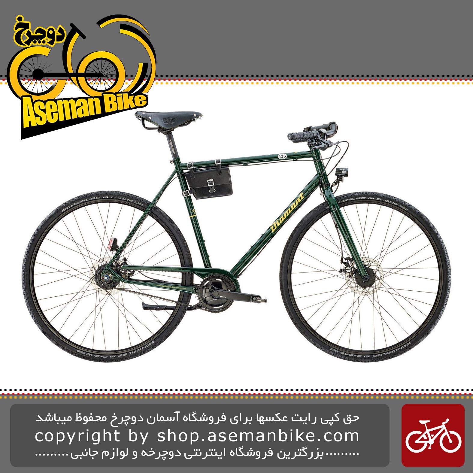 دوچرخه فیتنس دیامانت 133 2018 Diamant 133 Urbanbike - 2018
