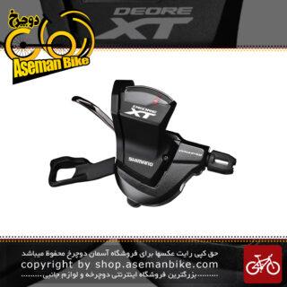 دسته دنده شیمانو 11 سرعته ایکس تی Shimano Shifter 11 Speed XT SL-M8000