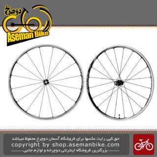 طوقه کامل دوچرخه شیمانو کربن Shimano WH-9000-C24 F&R CARBON