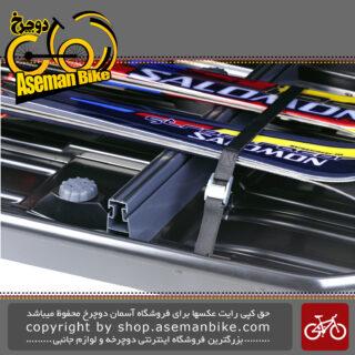 باربند حمل تخته های اسکی برای ماشین تول 600 Thule Box Ski Carrier Adapter