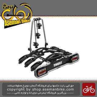 باربند تول مخصوص حمل دوچرخه عقب ماشین مدل یورو راید 943 7پین Thule Euroride 943 7 Pin Update