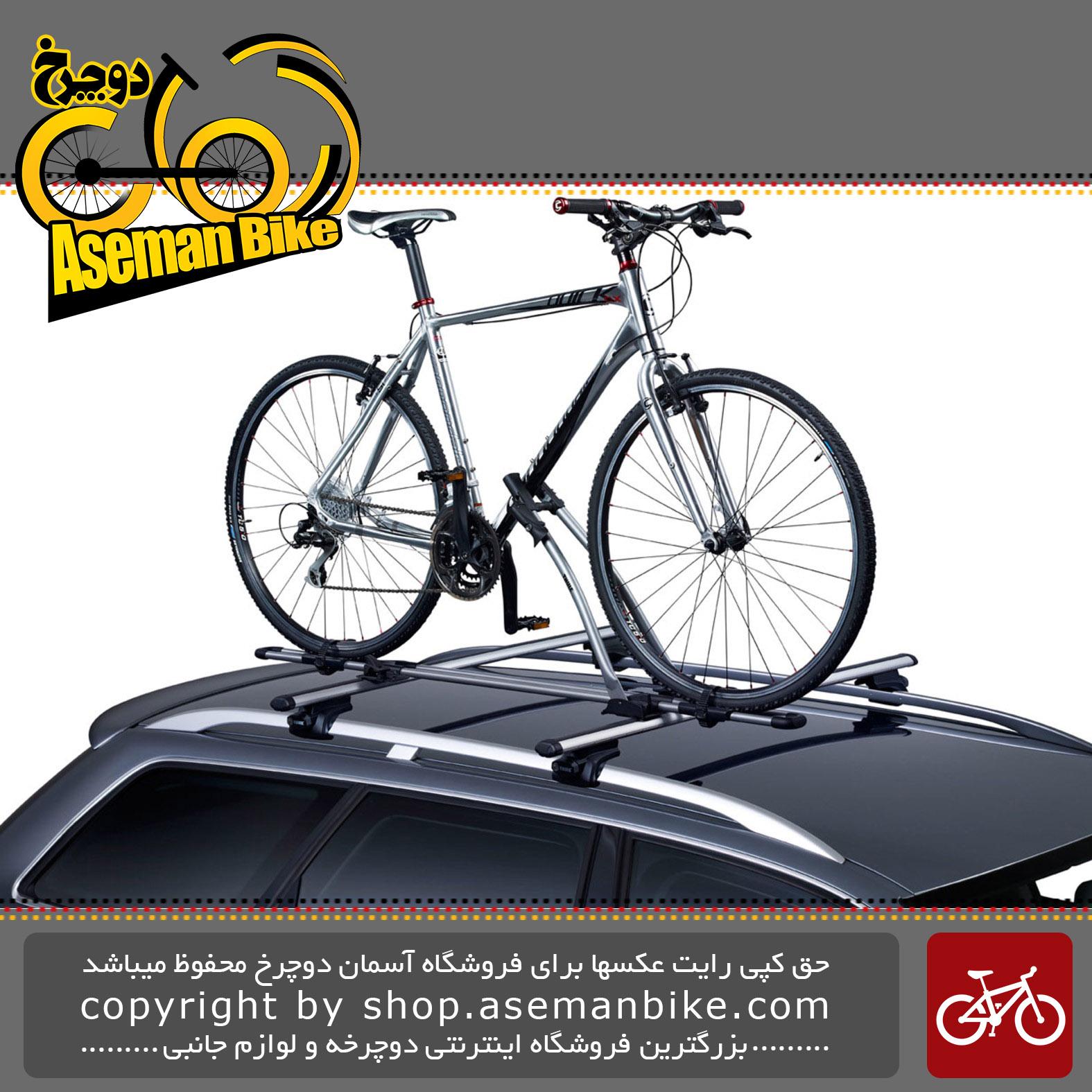 باربند تول سقفی مخصوص حمل دوچرخه مدل فری راید Thule FreeRide