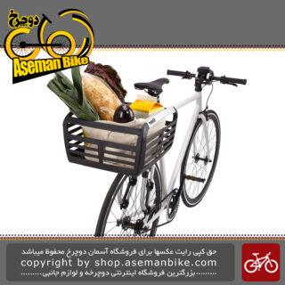 سبد مخصوص نصب بر روی جلو و عقب دوچرخه تول Thule Pack 'n Pedal Basket