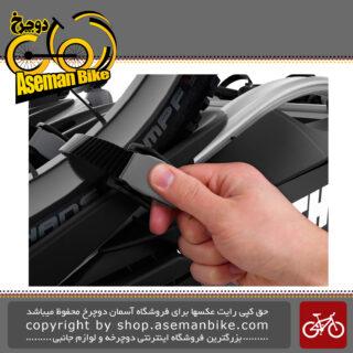 باربند مخصوص حمل دوچرخه تول مدل ولو کامپکت حمل 3 تا 4 دوچرخه 7 پین Thule Velocompact 3 Bike 7 pin