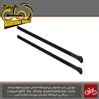 بند فیکس چرخ برای باربند تول مخصوص بستن چرخ های دوچرخه فت بایک Thule XXL Fatbike Wheel Straps
