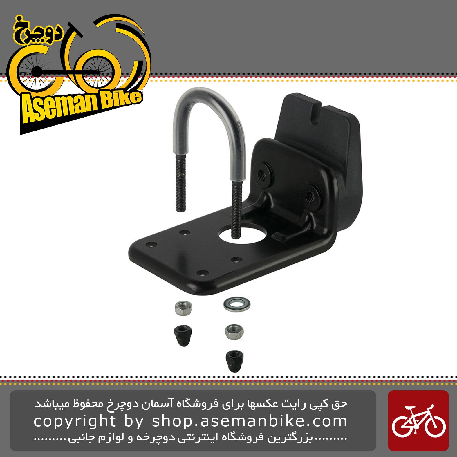 آداپتور نصب صندلی مخصوص نوزاد بر روی فرمان دوچرخه تول مدل یپ مینی آهِد Thule Yepp Mini Ahead