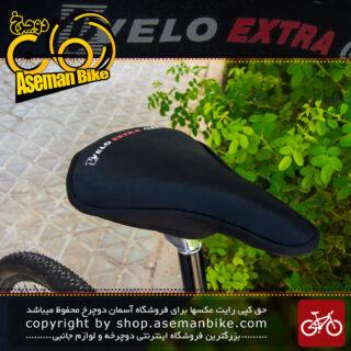 روکش زین دوچرخه ژله ای ولو اکسترا ژل Velo Extra Gel Gel Bicycle Saddle