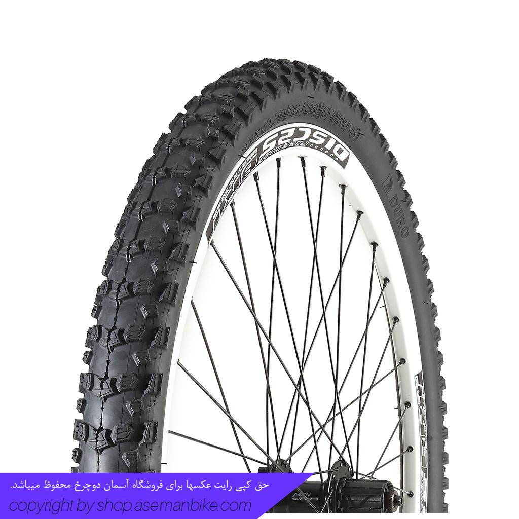 لاستیک دوچرخه دورو مدل تریتون سایز 27.5 در 2.20 Duro Tire Triton 27.5x2.20