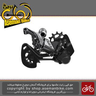 شانژمان دوچرخه کوهستان شیمانو ایکس تی آر - ام 9100 11 سرعته Shimano XTR RD-M9100 11/12-speed Rear Derailleur