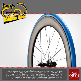 لاستیک دوچرخه کوهستان مخصوص ترینر تکس مدل تی 1396 Tacx Trainer Tyre Mountain T1396