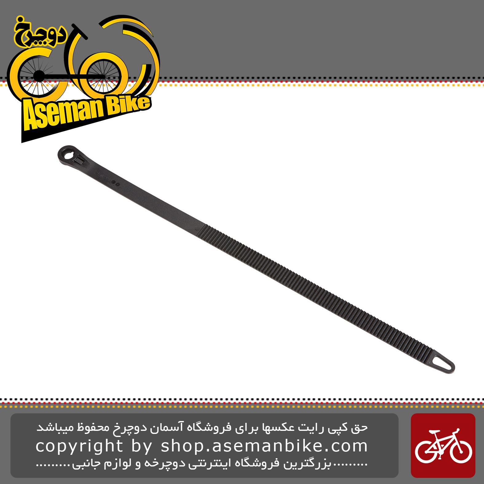 تسمه جهت محکم کردن دوچرخه بر روی پایه باربند تول Thule Extra Long Frame Strap
