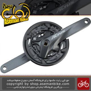 طبق قامه دوچرخه کوهستان شیمانو آلوتوس ام 2000 Shimano Altus M2000 Crankset