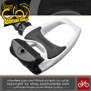 پدال دوچرخه کورسی شیمانو لاک قفلی Shimano Pedal PD-R540