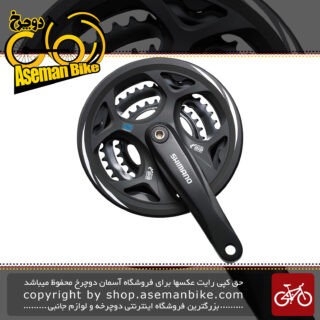 طبق قامه دوچرخه شیمانو آلتوس اف سی-ام 311  Shimano FC-M311 Altus Crankset - 7 8 Speed