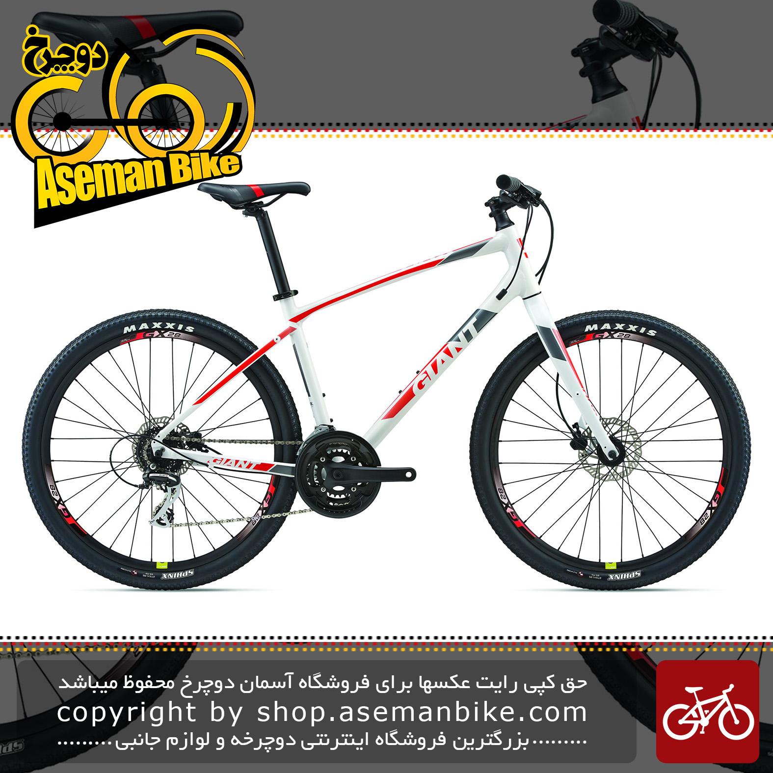 دوچرخه جاینت کوهستان شهری ای آر ایکس 2 2018 Giant Bicycle Recreation ARX 2 2018