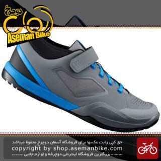 کفش دوچرخه سواری شیمانو مدل ای ام 701 کوهستان Shimano AM701 Mountain Bike Shoes