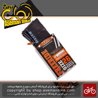 تیوپ دوچرخه دانهیل ظخیم ماکسیس سایز 26 در 2.2 تا 2.5 والف سوزنی فرنچ پرستا Maxxis Bicycle Downhill Tube 26 X 2.2-2.5 French Valve Persta