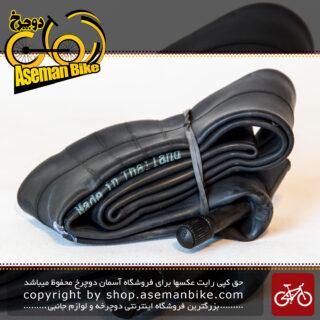 تیوپ دوچرخه دورو سایز 12 والف موتوری آمریکایی Tube Bicycle Duro Size 12x1/2x2 1/4 SV AV Valve 40mm