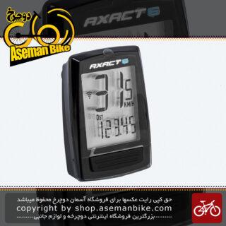 کیلومتر شمار سرعت سنج نمایشگر سرعت برند جاینت مدل آکساست 6 سیمی Giant Bicycle Axact 6 Wired Computer