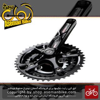 طبق قامه دوچرخه ریس فیس مدل اول تریپل ایکس ۳ سرعته 22 و 32 و 44 دندانه RACE FACE Crankset Bicycle Evolve X Type Triple 7075 T6 44X32X22T