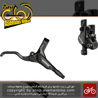 ترمز دیسک روغن هیدرولیکی دوچرخه شیمانو مدل 425 + 395 Shimano Acera BL-M425L + BR-M395L Hydraulic Bicycle Disc Brake