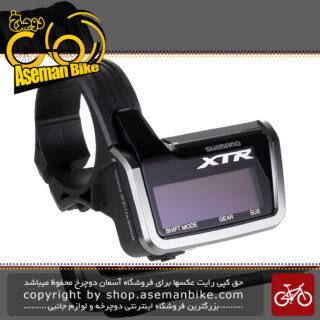 نمایشگر سیستم دنده برقی الکتریکی شیمانو ایکس تی آر ژاپن با جانکشن آی Shimano XTR Di2 Sc-m9051 System Information Display Unit Junction A