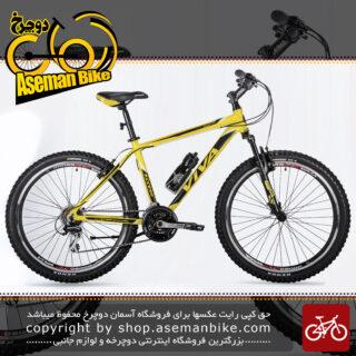 دوچرخه کوهستان شهری ویوا مدل اکسز 21 دنده آسرا سایز ۲۶ ساخت تایوان Viva Mountain City Bicycle ACCESS 18 26 2018 Made In Taiwan