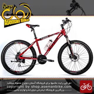 دوچرخه کوهستان شهری ویوا مدل کمپ ترمز دیسکی روغنی هیدرولیک 24 دنده سایز 26 Viva Mountain City Bicycle CAMP 17.5 DISC 26 2018