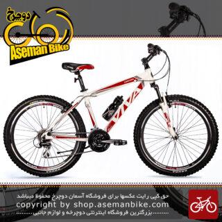 دوچرخه کوهستان و شهری ویوا مدل کنکورد سایز Viva Mountain Bicycle Concord 17 26 2018 26