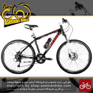 دوچرخه کوهستان شهری ویوا مدل دیتو 27 دنده شیمانو ژاپن سایز 26 ترمز دیسکی روغن هیدرولیکی ساخت تایوان Viva Mountain City Taiwan Bicycle DITO 17 26 2018