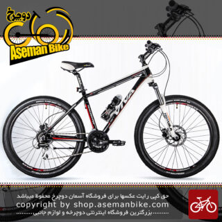 دوچرخه کوهستان شهری ویوا مدل لاندن 24 دنده شیمانو سایز 26 دیسک روغنی هیدرولیک Viva Mountain City Bicycle MACHESTER Disc Hydraulic 26 2018