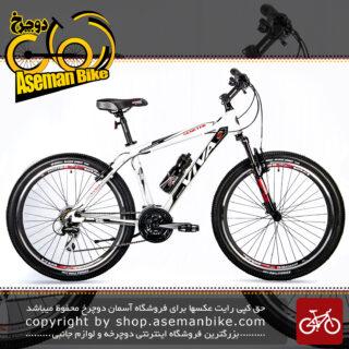 دوچرخه کوهستان شهری ویوا مدل سناتور 21 دنده شیمانو سایز 26 Viva Mountain City Bicycle SENATOR 26 2018