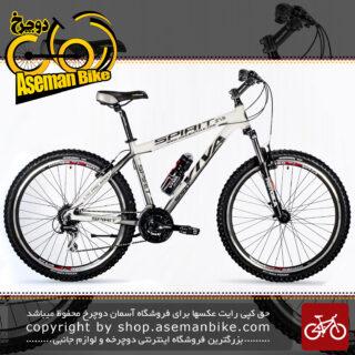 دوچرخه کوهستان شهری ویوا مدل اسپریت ۲۴ دنده سایز ۲۷٫۵ Viva Mountain City Bicycle SPIRIT 27.5 2018