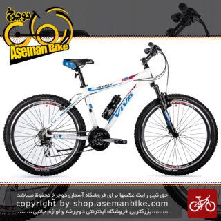 دوچرخه کوهستان شهری ویوا مدل سیدنی ۲۱ دنده شیمانو سایز ۲۶ Viva Mountain City Bicycle SYDNEY 18 26 2018