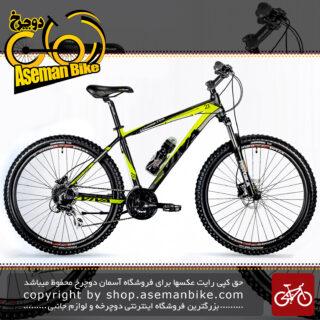 دوچرخه کوهستان شهری ویوا مدل ترمیناتور ۲۴ دنده سایز ۲۷٫۵ دیسک روغنی هیدرولیک Viva Mountain City Bicycle TERMINATOR 18 Disc Hydraulic 27.5 2018