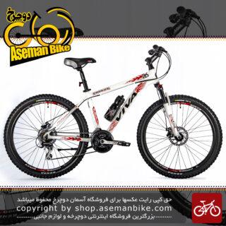 دوچرخه کوهستان شهری ویوا مدل تراول ترمز دیسکی 21 دنده سایز 26 Viva Mountain City Bicycle TRAVEL DISC 17 26 2018
